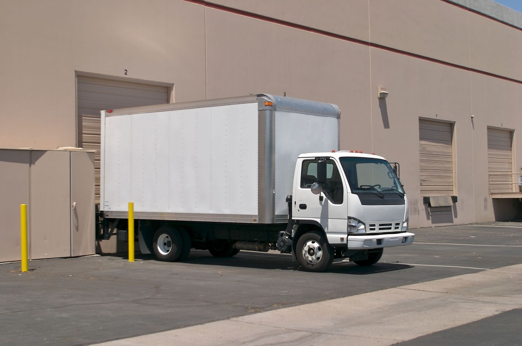 Oceanside, CA. Box Truck Insurance
